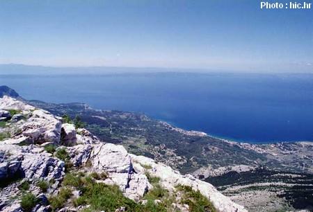 Parc naturel Biokovo : randonnée panoramique magnifique en Dalmatie centrale (Makarska) 31