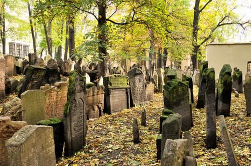 Visiter Prague - Josefov ; sur les traces des Juifs de Prague... 2