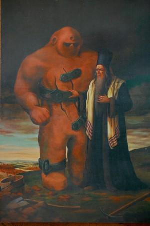 golem rabbi loew