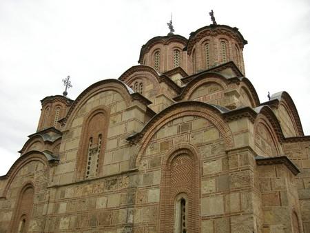 gracanica monastère serbe