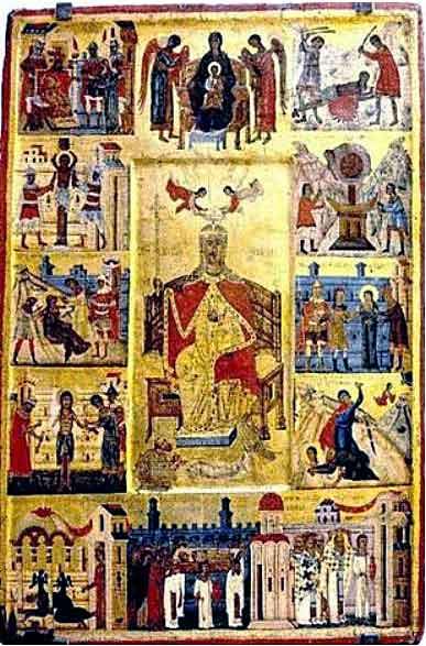 monastère gracanica  serbie