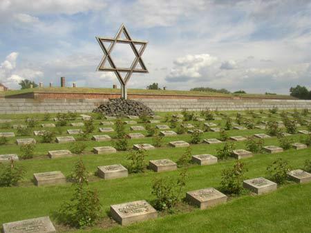 Terezin : camp de concentration nazi de Theresienstadt en République Tchèque 1