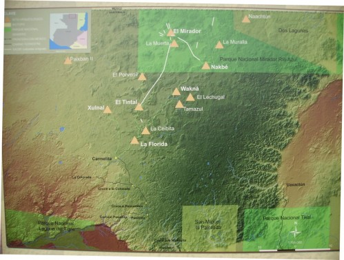 Chemins d'El Mirador ; expédition au cœur du monde maya (Voyage Guatemala) 2