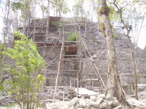 Chemins d'El Mirador ; expédition au cœur du monde maya (Voyage Guatemala) 8
