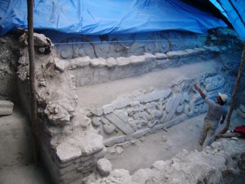 Chemins d'El Mirador ; expédition au cœur du monde maya (Voyage Guatemala) 9