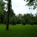 Chateau de Iulia Hasdeu jardin