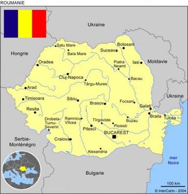 Voyage en Roumanie depuis Bucarest : Carpates ou Mer Noire? 1