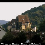 Biertan : village saxon et église fortifiée de Transylvanie (Tourisme Roumanie) 12
