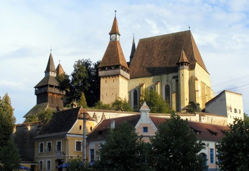 Biertan : village saxon et église fortifiée de Transylvanie (Tourisme Roumanie)