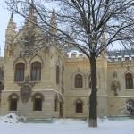 Monastère et château de Miclauseni (Moldova, Roumanie) 1