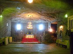 Mine de sel de Cacica ; un lieu de pélerinage en Bucovine 1