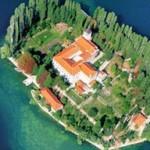 mljet monastère franciscain