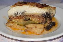 La musaka ; recette de moussaka serbe (Cuisine serbe) 1