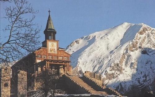 Eglise du Saint-Esprit à Ozidje, Slovénie