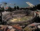 pula amphitheatre croatie