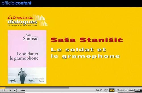 Le soldat et le gramophone de Sasa Stanisic : La déchirure (Litterature allemande) 1