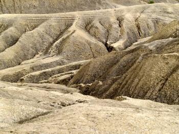 Les volcans de boue de Pâclele (Vulcanii Noroiosi)  dans la région de Buzau 5