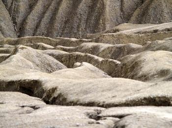 Les volcans de boue de Pâclele (Vulcanii Noroiosi)  dans la région de Buzau 8
