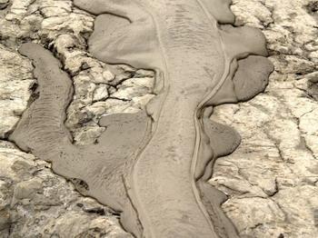 Les volcans de boue de Pâclele (Vulcanii Noroiosi)  dans la région de Buzau 16