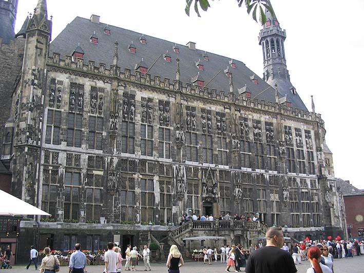 Visiter Aachen en un jour : Aix la Chapelle, le rêve de Charlemagne 6