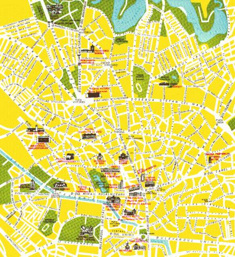 Guide touristique de Bucarest : préparer son séjour à Bucarest 1