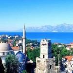 antalya turquie tourisme