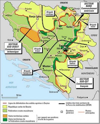 Bosnie-Herzégovine: Bombe à retardement ? Bientôt une nouvelle guerre? 3