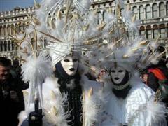Carnaval de Venise ; magie des masques, exaltation et transgressions 3