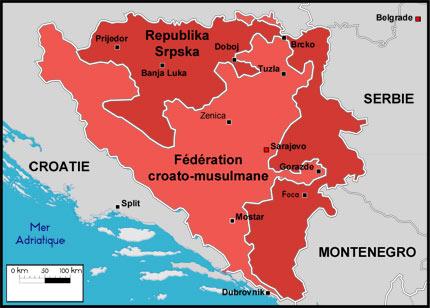 Bosnie-Herzégovine: Bombe à retardement ? Bientôt une nouvelle guerre? 2