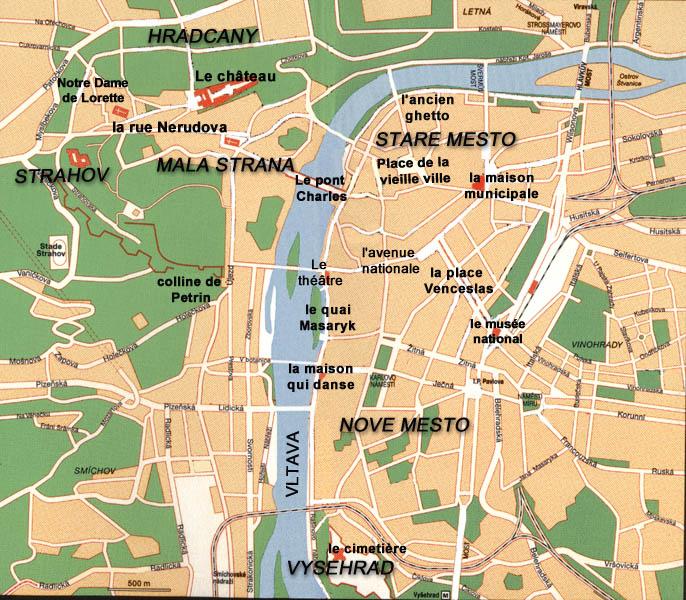 Week end à Prague ; la capitale aux cent clochers 2