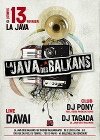 La java des Balkans (ex Balkanbeats) : Le son des déracinés 1