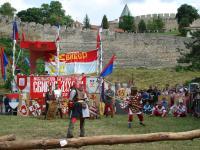 Svibor (Međunarodni viteški turnir Svibor) : quand le Moyen Âge atterrit au 21ème siècle en Serbie... 1