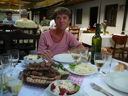 mix grill cuisine serbe