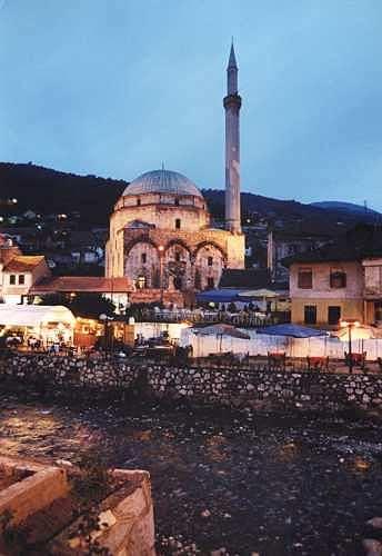 mosquée de prizren