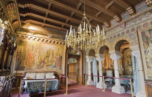 neuschwanstein chateau louis II de baviere