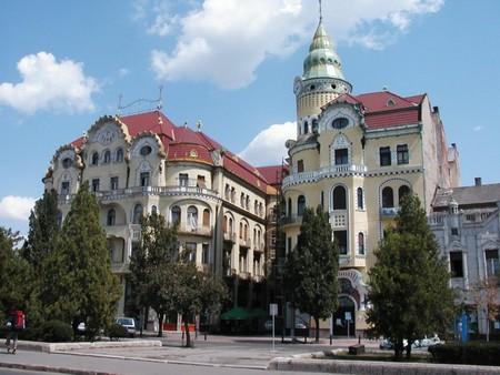 Oradea ; comospolitisme en Transylvanie (Nord-Ouest de la Roumanie) 1