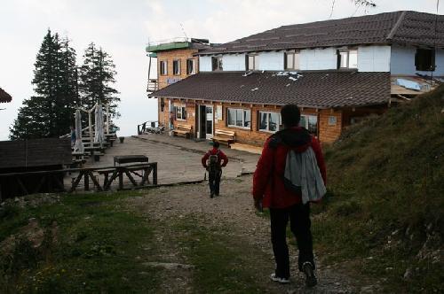 Ponaia : Le Châlet Postavaru ; découvrir la montagne d'autrefois 2