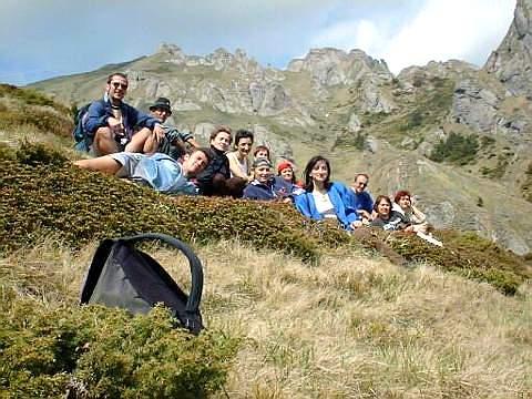Piatra Craiului ; la nature en montagne autour de Brasov en Transylvanie (Randonnée Roumanie) 1