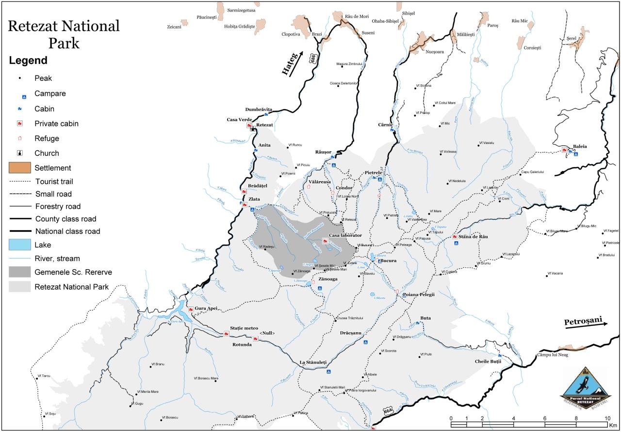 Le Parc National Retezat dans les Carpates ; la nature roumaine classée à l'UNESCO 41