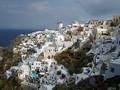 Santorin: randonnée dans les Cyclades de Oia à Fira (Tourisme Grece) 2