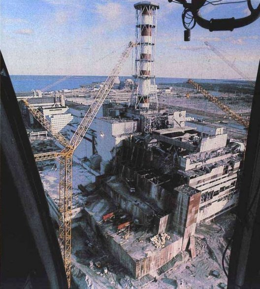 accident tchernobyl reacteur 4