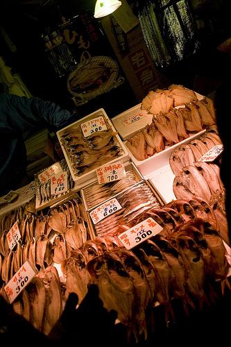 Marché Tsukiji à Tokyo ; le royaume des produits de la mer (Tourisme Tokyo) 2