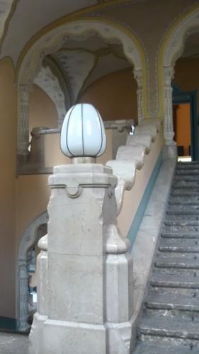 Foldtani Intezet, bâtiment Art Nouveau méconnu de Lechner (Tourisme Budapest) 3