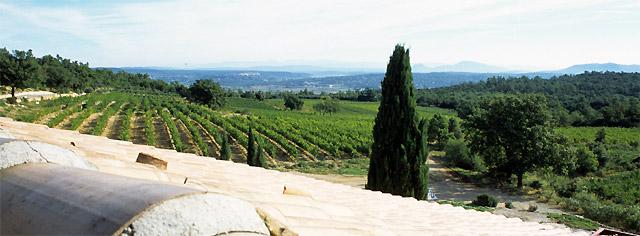 Route des vins de Provence 1