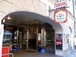 Gaststätte Bergwolf Currywurst Munich