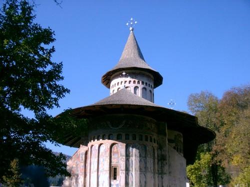 monastère voronet