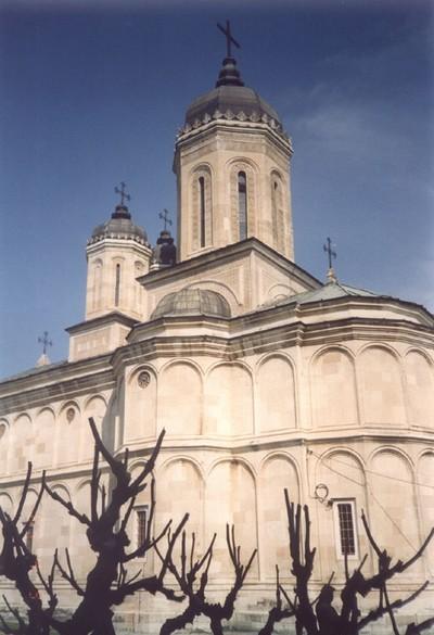 monastère targoviste