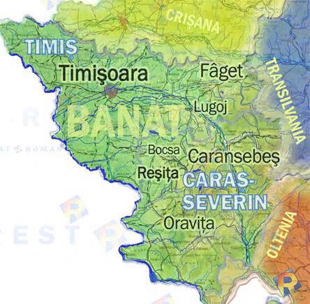 Banat ; à la découverte du Nord Ouest de la Roumanie (Timisoara, Arad) 5