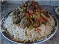 Cuisine marocaine : couscous au riz 1