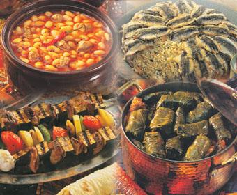 Guide Turquie La Cuisine Turque